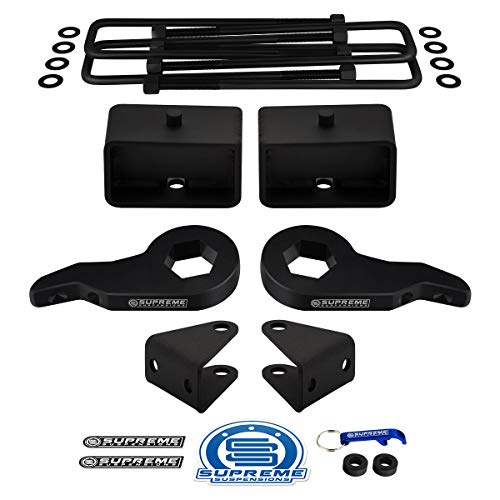 Supreme Suspensions - Full Lift Kit for Chevy...
