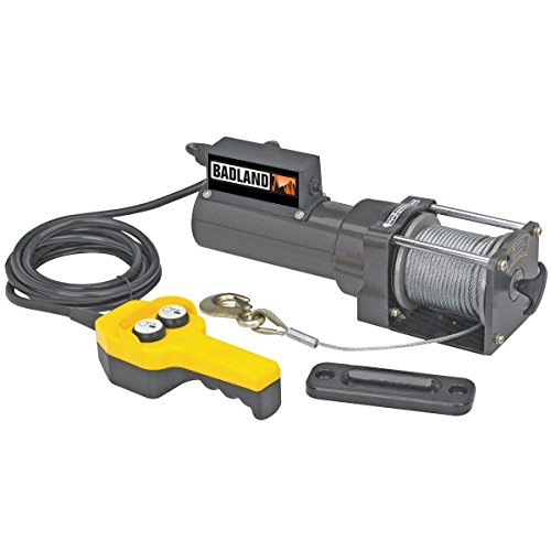 1500 lb. Capacity 120 Volt AC Electric Winch...
