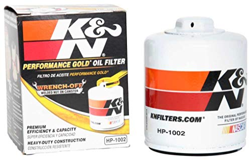 K&N Premium Oil Filter: Designed to Protect...