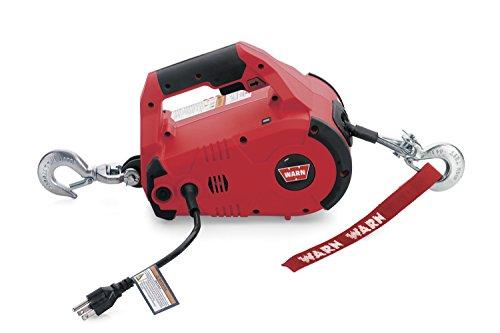WARN 885000 PullzAll Corded 120V AC Portable...