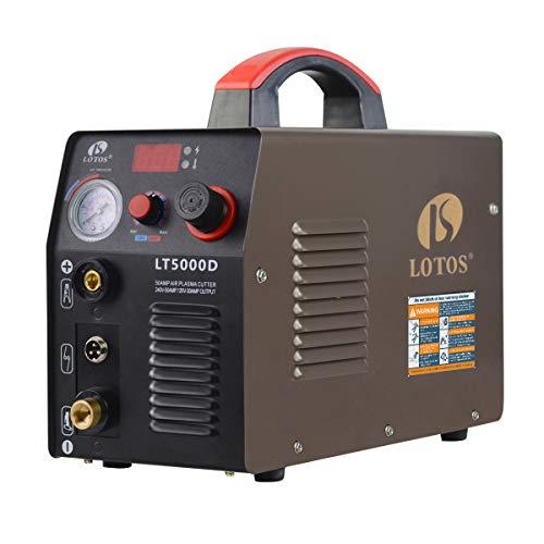 Lotos LT5000D Plasma Cutter 50Amps Dual...