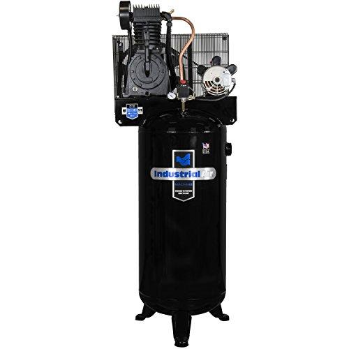 Industrial Air IV5076055 60 gallon 5 hp Two...