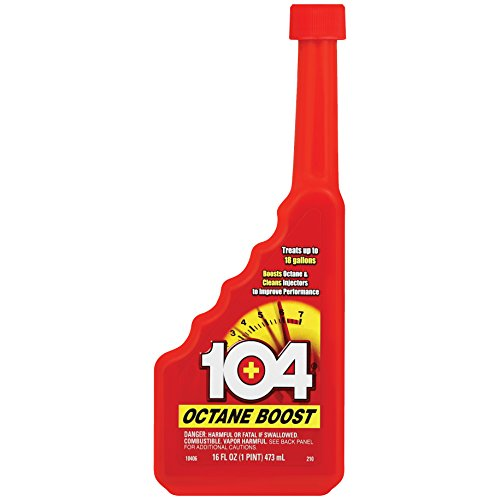 104+ (10406-6PK) Octane Boost - Boosts Octane...