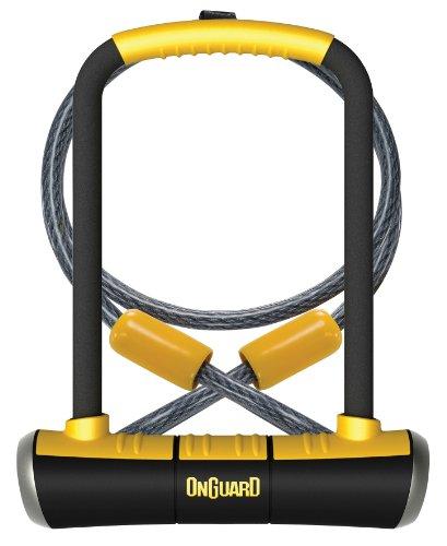 OnGuard Double-Team PITBULL U-Lock and Cable...