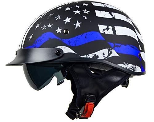 Vega Helmets 7850-024 Unisex-Adult Half Size...