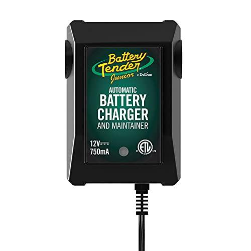 Battery Tender Junior 12V, 750mA Battery...
