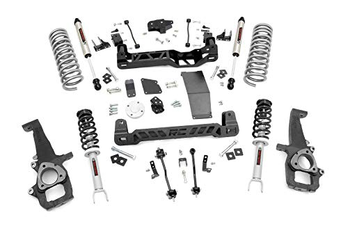 Rough Country 6' Lift Kit (fits) 2012-2018...