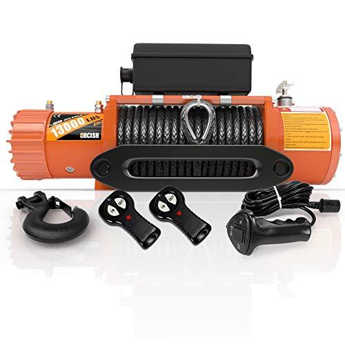 ORCISH 12V 13000-lb Load Capacity Electric...