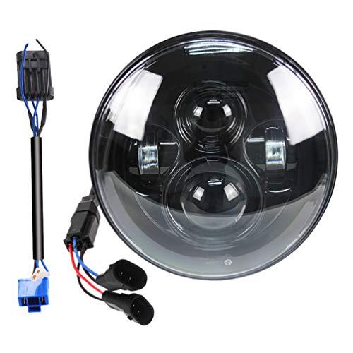 7 Inch Super White LED Headlight for HD...