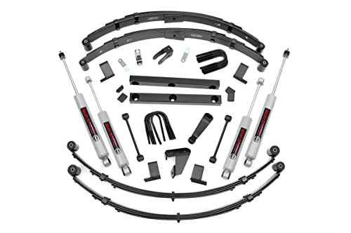 Rough Country 620N2 4' Lift Kit compatible w/...
