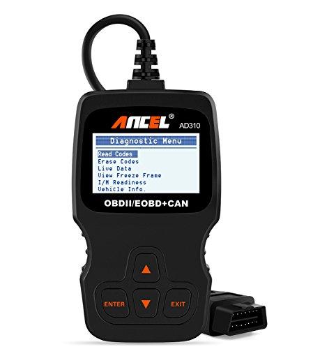 ANCEL AD310 Classic Enhanced OBD II Scanner...