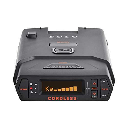 Escort Solo S4 Radar Detector - Cordless,...