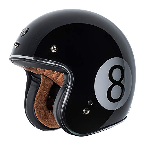 TORC (T50 Route 66) 3/4 Helmet with Baller...