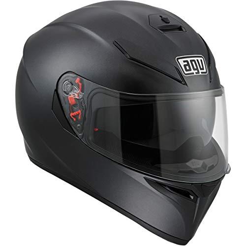 AGV K3 SV Motorcycle Helmet Matte Black...