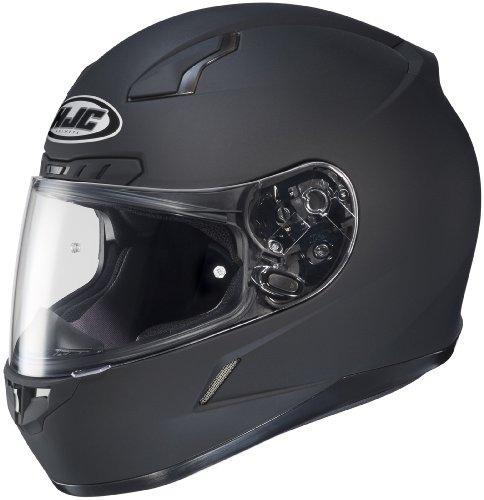 HJC Solid Men's CL-17 Full Face Motorcycle...