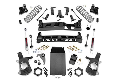 Rough Country 6' Lift Kit (fits) 2000-2006...
