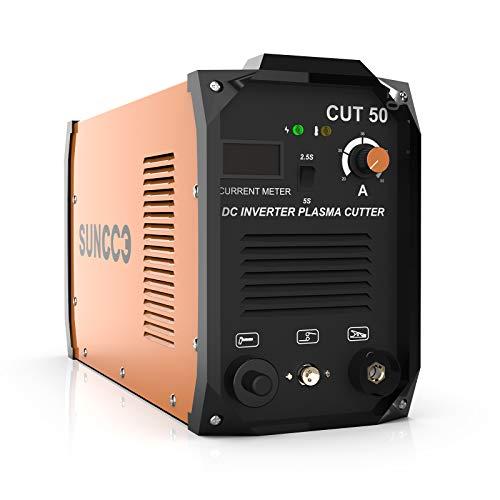 SUNCOO Portable Pro. Plasma Cutter, Cut 50...
