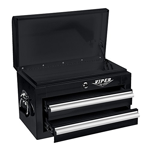Viper Tool Storage V218MCBL 18-Inch 2-Drawer...