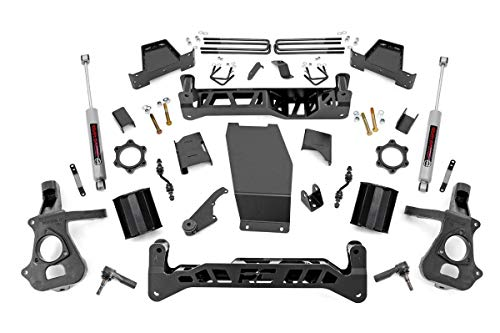 Rough Country 7' Lift Kit (fits) 2014-2018...