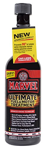Marvel Mystery Oil 50665 Ultimate Fuel and...
