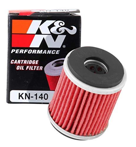K&N Motorcycle Oil Filter: High Performance,...