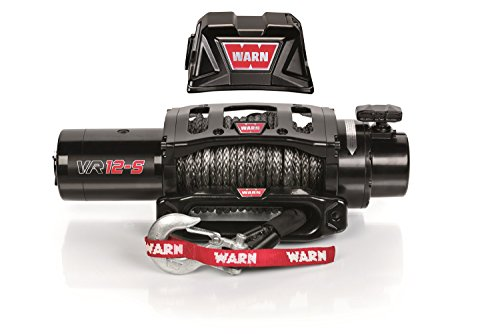 WARN 97035 VR12-S Electric 12V Winch with...