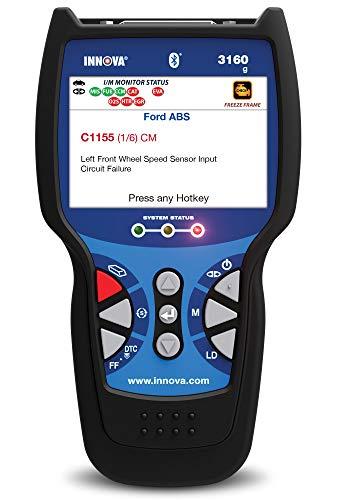 Pro OBD2 Scanner / Car Code Reader with Live...