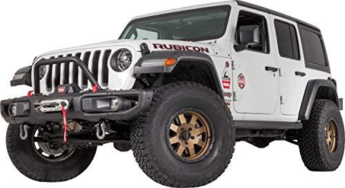 WARN 102350 Jeep JL OE Rubicon Front Bumper...