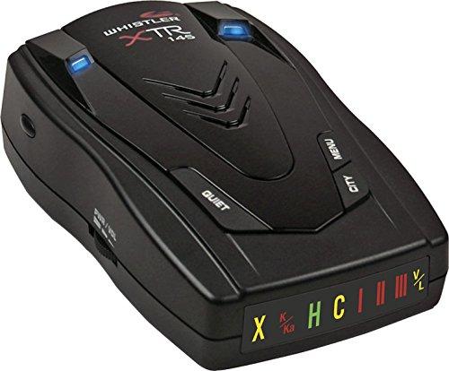 Whistler XTR-145 Laser Radar Detector: 360...