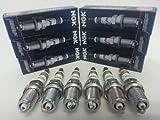 NGK 6619 Iridium Spark Plugs LFR6AIX-11 - 6...