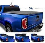 Tyger Auto Black Top T3 Soft Tri-Fold Truck...