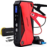 DBPOWER 800A Peak 18000mAh Portable Car Jump...