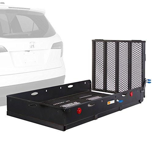 Apex UC500-XL Steel Basket Folding Cargo...