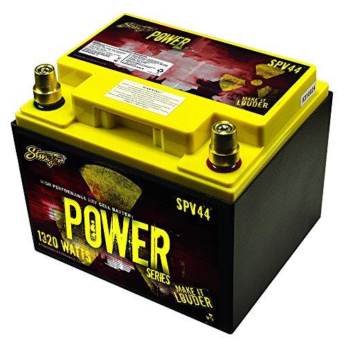 Stinger SPV44 660-Amp Power Series Dry Cell...