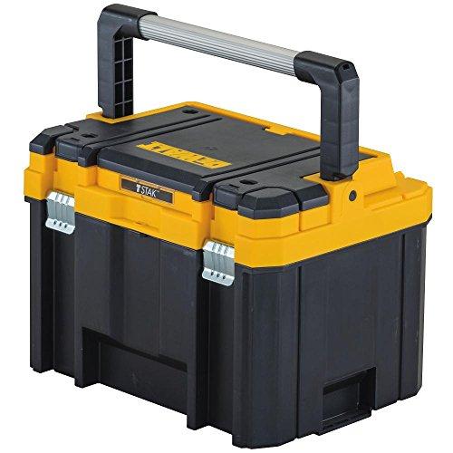 DEWALT (DWST17814) Tstak Tool Box, Deep, Long...