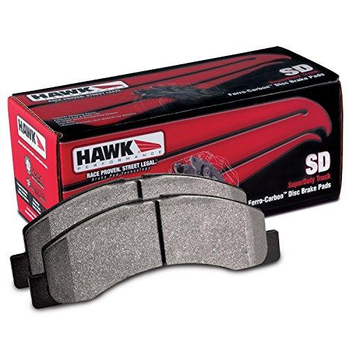 Hawk Performance HB322P.717 SuperDuty Brake...