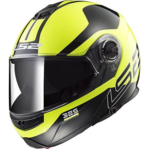 LS2 Helmets Modular Strobe Helmet (Zone...