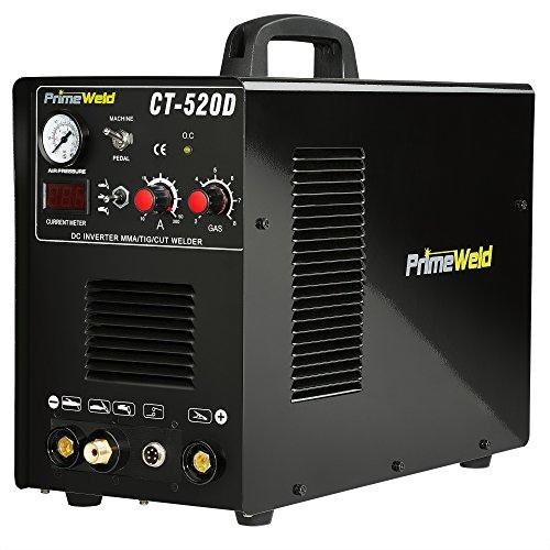 PrimeWeld 3-in-1 50 Amp Plasma Cutter, 200...