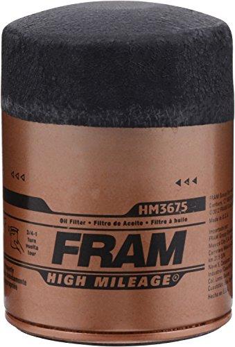 FRAM HM3675 High Mileage Oil Filter