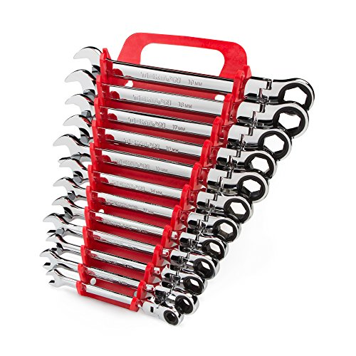 TEKTON Flex Ratcheting Combination Wrench...