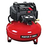 PORTER-CABLE Air Compressor, 6-Gallon,...