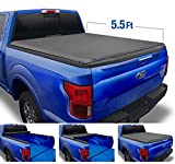 Tyger Auto T1 Soft Roll Up Truck Bed Tonneau...