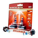 SYLVANIA H11 SilverStar Ultra High...