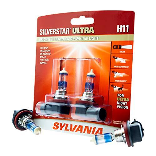 SYLVANIA H11 SilverStar Ultra High...