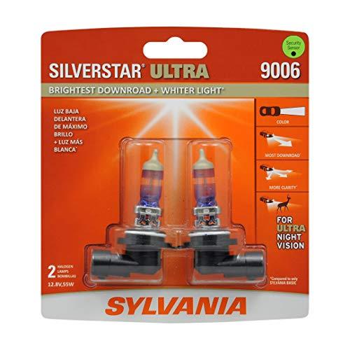 SYLVANIA - 9006 SilverStar Ultra - High...