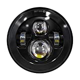 TRUCKMALL 7 inch LED Headlight for Harley...