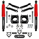 WULF 3' Front 2' Rear Lift Leveling Kit for...