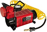 Tire Inflator, Portable 12 Volt Air Pump, Air...