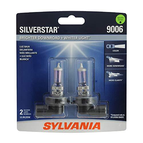 SYLVANIA - 9006ST.BP2 - 9006 SilverStar -...