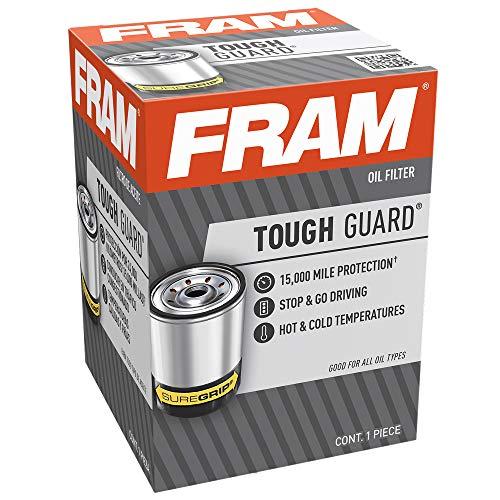 FRAM Tough Guard TG6607, 15K Mile Change...